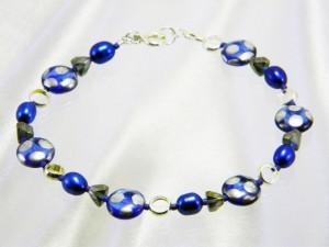 Speckled Blue